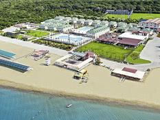 Hotel Soho Beach Club Belek Bild 05