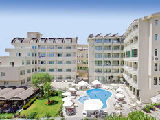 Seaden Sweet Park Hotel Bild 01