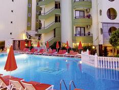 Hotel Krizantem Bild 01