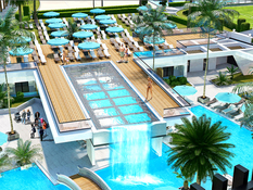 Hotel Dream Water World Bild 03