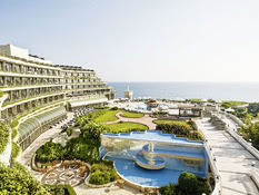 Hotel Crystal Sunrise Queen Luxury Bild 10