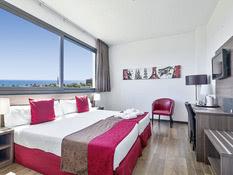 Hotel 4 Barcelona Bild 02