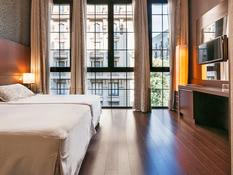 Hotel Barcelona Colonial Bild 04