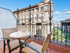 Hotel Barcelona Colonial Bild 02
