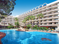 Hotel Golden Port Salou Bild 01