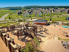 Van der Valk Resort Linstow - Ferienhäuser Bild 01