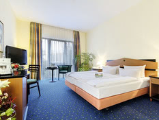 Quality Hotel Plaza Dresden Bild 02