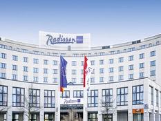 Radisson Blu Hotel, Cottbus Bild 01