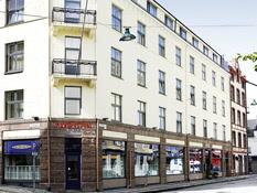 Augustin Hotel Bergen Bild 01