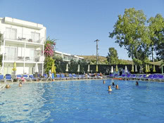 Hotel Bodrum Beach Resort Bild 01