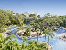 Hotel The Green Park Resort Bild 01