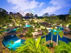 Hotel The Green Park Resort Bild 08