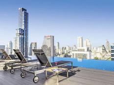 Hotel Amara Bangkok Bild 01