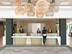 Hotel Hilton Garden Inn Bordeaux Centre Bild 01