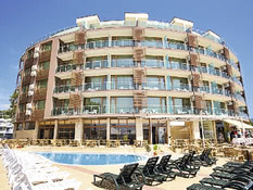 Hotel Sea Breeze Bild 03