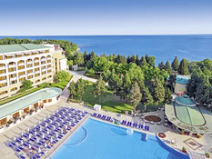 Hotel Sol Nessebar Palace Bild 01