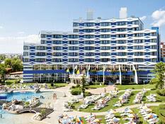 Hotel Trakia Plaza Bild 02