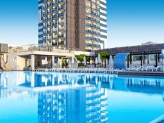 Hotel Burgas Beach Bild 01