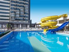 Hotel Burgas Beach Bild 05