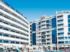 Chaika Beach Resort Bild 04