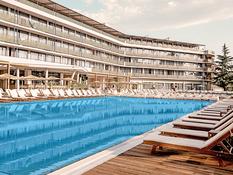 Hotel Cook's Club Sunny Beach Bild 01