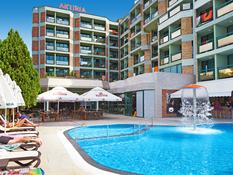Hotel Aktinia Bild 01