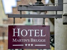Martin's Hotel Brugge Bild 07