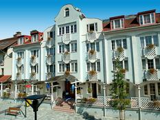 Hotel Erzsébet Héviz Bild 01