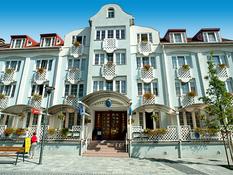 Hotel Erzsébet Héviz Bild 10
