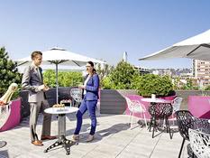 Courtyard Hotel by Marriott Paris Boulogne Bild 04