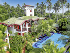 Hotel Bentota Village Bild 01