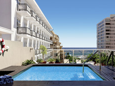 Protea Hotel by Marriot Sea Point Bild 01
