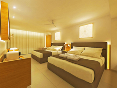 Senator Riviera Cancun Resort & Spa Bild 08
