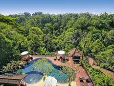 Nandini Jungle Resort Bild 04
