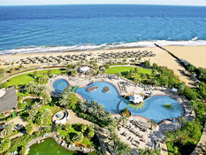 Le Meridien Al Aqah Beach Resort Bild 06