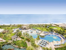 Le Meridien Al Aqah Beach Resort Bild 01