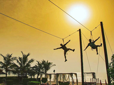 Le Meridien Al Aqah Beach Resort Bild 07