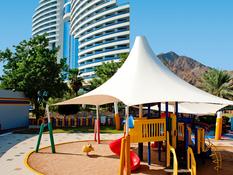 Le Meridien Al Aqah Beach Resort Bild 08