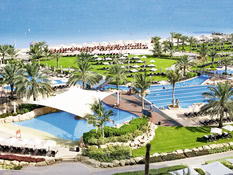 The Westin Dubai Mina Seyahi Beach Resort & Marina Bild 01