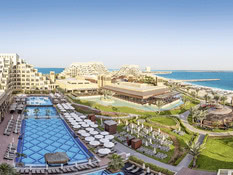 Hotel Rixos Bab Al Bahr Bild 01