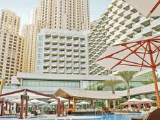Hotel Hilton Dubai The Walk Bild 05