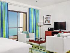 Hotel Hilton Dubai The Walk Bild 08