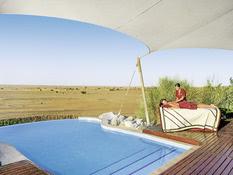 Hotel Al Maha Desert Resort & Spa Bild 01