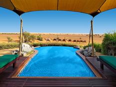 Hotel Al Maha Desert Resort & Spa Bild 05