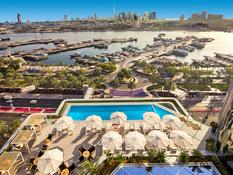 Hotel Al Bandar Rotana Bild 05