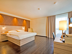 Star Inn Hotel & Suites Premium Heidelberg, by Quality Bild 02