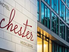 Hotel Chester Heidelberg Bild 07