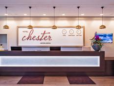 Hotel Chester Heidelberg Bild 08