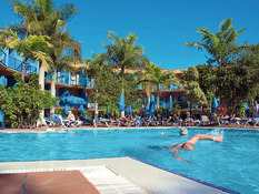 Blue Sea Hotel Jandia Luz Bild 07