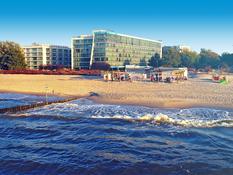 Hotel Ultra Marine by Zdrojowa Bild 04